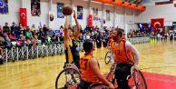 Engelli Sporculardan Potada Dostluk Maçı