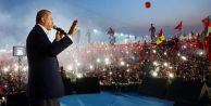 Erdoğan#039;dan #039;15 Temmuz#039; paylaşımı