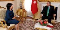 Erdoğan#039;dan Leyla Zana Açıklaması