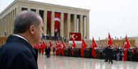 Erdoğan#039;ın Anıtkabir Defterine Yazdığı Notta #039;15 Temmuz#039; Vurgusu