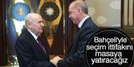 Erdoğan: Seçim İttifakını Masaya Yatıracağız