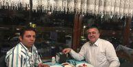 Erkan Koçali#039;ye silahlı saldırı