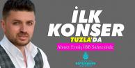Ermiş, Tuzla'da konser verecek