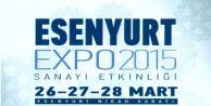 Esenyurt Expo 2015 Sanayi Etkinliği Başladı