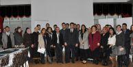 Esenyurt 'ta Erasmus Eğitim Programı