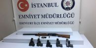 Esenyurt#039;ta Silah Tüccarlarına Darbe: 2 Kişi Tutuklandı