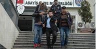 Esenyurt'tan çalıp Suriye'ye götürüyorlarmış
