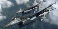 F-16#039;lar IŞİD hedeflerini vurdu
