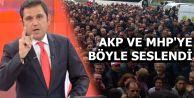 Fatih Portakal: #039;Ses getirecek birliktelik#039;