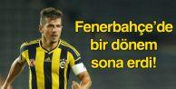 Fenerbahçe#039;de Emre Belözoğlu dönemi bitti