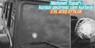 Fenerbahçeli Mehmet Topal,  silahlı saldırıya uğradı