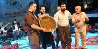 Festivalde  Anadolu rüzgarı