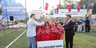 Fetih Kupası#039;nın Şampiyonu Halkalı Taştepespor