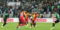 Galatasaray, açılış maçında Denizlispor#039;a mağlup oldu