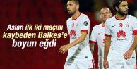 Galatasaray, Balıkesir'den eli boş döndü