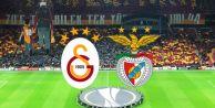 Galatasaray - Benfica maçı saat kaçta, hangi kanalda?