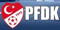 Galatasaray, Fenerbahçe ve Beşiktaş PFDK#039;ya sevk edildi