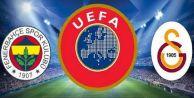 Galatasaray ve Fenerbahçe#039;nin UEFA Avrupa Ligi#039;nde rakipleri belli oldu