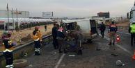 Gaziantep#039;te feci kaza: 5 ölü!