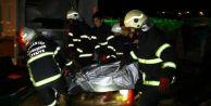 Gaziantep#039;te Yangın Faciası! Baba ve 6 Çocuğu Yanarak Can Verdi