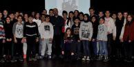 Gençlik Atatürk#039;ün hatıralarını dinledi