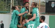 Gerçek 'Kahraman Tepecikspor: 4-0