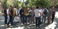 Gezi#039;de gazeteciye dayak