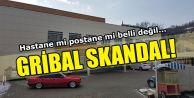 GRİBAL SKANDAL!