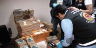 Gümrük Ekiplerinden Ambarlı'da Uyuşturucuya Büyük Darbe