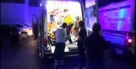 Gümüşyaka'da kaza: 2 ağır yaralı