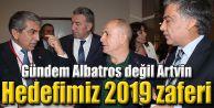 GÜNDEM ARTVİN ALBATROS DEĞİL