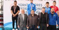 Güreşçimiz Yıldıray Pala Türkiye 2.si oldu