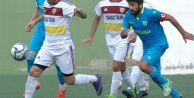 Gürpınarspor, Diego ile güzel: 1-0