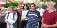 Hadımköy#039;de #039;koku#039; eylemi