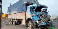 Hadımköy#039;de zincirleme kaza
