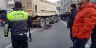 Hafriyat kamyonu dehşeti: Anne ve kızı yaşamını yitirdi