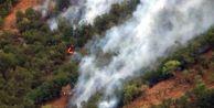 Hakkari#039;de 5 Ayrı Noktada Orman Yangını