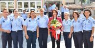 """Handan Toprak Zabıta Haftasını"""" Kutladı"""