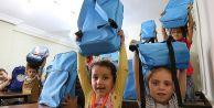 Hatay#039;daki Suriyeli çocuklara eğitim desteği