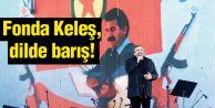 HDP#039;den silah fonlu, barış söylemi!