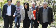 HDP heyeti, Kandil ile görüştü