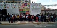 HDP#039;lilerden Erdoğan#039;a ilginç protesto