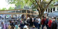 Her Sabah 250 Emekliye Ücretsiz Çay ve Simitli Kahvaltı