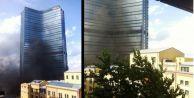 Hilton Oteli'nde yangın