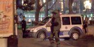 İBB karşısında şüpheli bavul paniği
