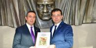 İmamoğlu, Ali Koç#039;u ziyaret etti