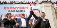 İmamoğlu: Esenyurt İstanbul'un aynası olacak