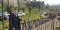 İmamoğlu'ndan köyüne park