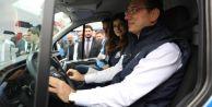 İmamoğlu yeleğini giydi şoför koltuğuna oturdu: #039;Halk Süt#039; yola çıktı