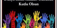 İnsan hakları, bütün insanlığın ortak paydasıdır...